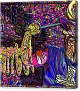 Cyrano Bring Me Giants Canvas Print