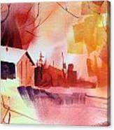 Dagmar's Farm No. 1 Canvas Print