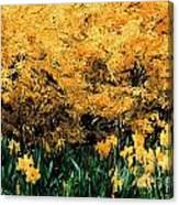 Dali Spring 1 Canvas Print