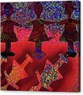 Dance Recital Canvas Print