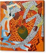 Dancers IIi Canvas Print