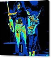 Danny And Rick Canvas Print