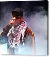 Danny Fresh Musical Concert At Manger Square Canvas Print
