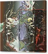 Danse Macabre Canvas Print