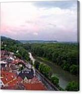 Danube Dream Canvas Print