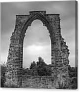 darley Abbey arch Canvas Print