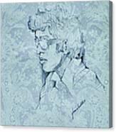 David Coloma 1971 Canvas Print