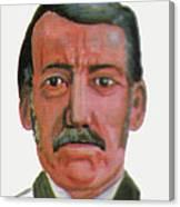 David Livingstone Canvas Print
