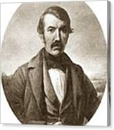 David Livingstone, Scottish Explorer Canvas Print