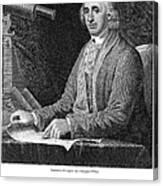 David Rittenhouse Canvas Print