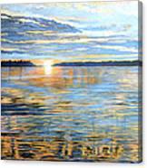 Davidson Quebec Canvas Print
