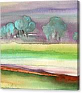 Dawn 22 Canvas Print