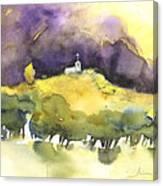 Dawn 23 Canvas Print