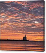 Dawn Highlights Canvas Print