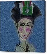 Day Dream Of A Geisha Canvas Print