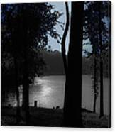 Day Or Night Canvas Print