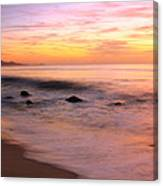 Daybreak Seascape Canvas Print