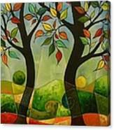Dayspring Canvas Print