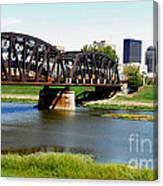 Dayton Ohio Canvas Print