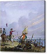 De Soto: Florida, 1539 Canvas Print