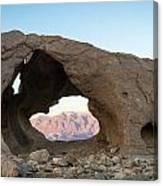 Death Valley Rock Canvas Print