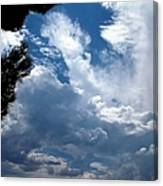 Deep Skies Canvas Print