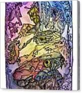 Deepsea Kritters Canvas Print