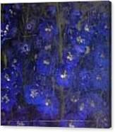 Delft Blues Canvas Print