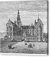Denmark: Frederiksborg Canvas Print
