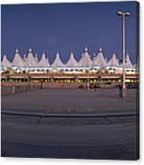 Denver International Airport, Colorado Canvas Print