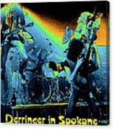 Derringer In Spokane Canvas Print