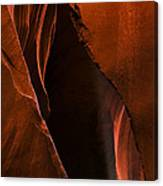 Desert Beam Canvas Print