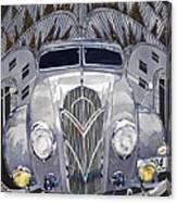 Desoto And Deco Design Canvas Print