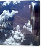 Destination Las Vegas Canvas Print