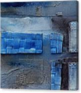 Detail Of Memories 7 Canvas Print