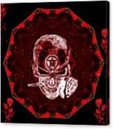 Devils Advocate Canvas Print