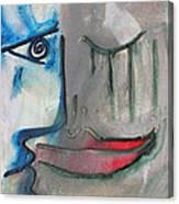 Dialogos 16 Canvas Print