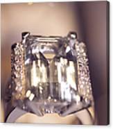 Diamond Ring. Spirit Of Treasure Canvas Print