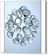 Diamonds... Canvas Print