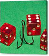 Dice Red Hook 1 A Canvas Print
