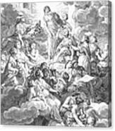 Diderot Encyclopedia Canvas Print
