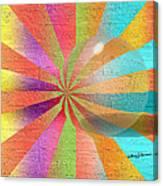 Digital Art 2 Canvas Print