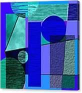 Digital Design 292 Canvas Print