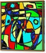 Digital Design 346 Canvas Print