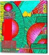 Digital Design 431 Canvas Print