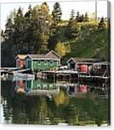 Dildo Newfoundland Canvas Print