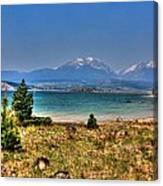 Dillon Lake Canvas Print