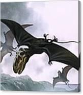Dimorphodon Canvas Print
