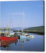 Dingle Peninsula, Dingle Harbour Canvas Print