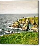 Dingle Peninsula Shoreline 3 Canvas Print